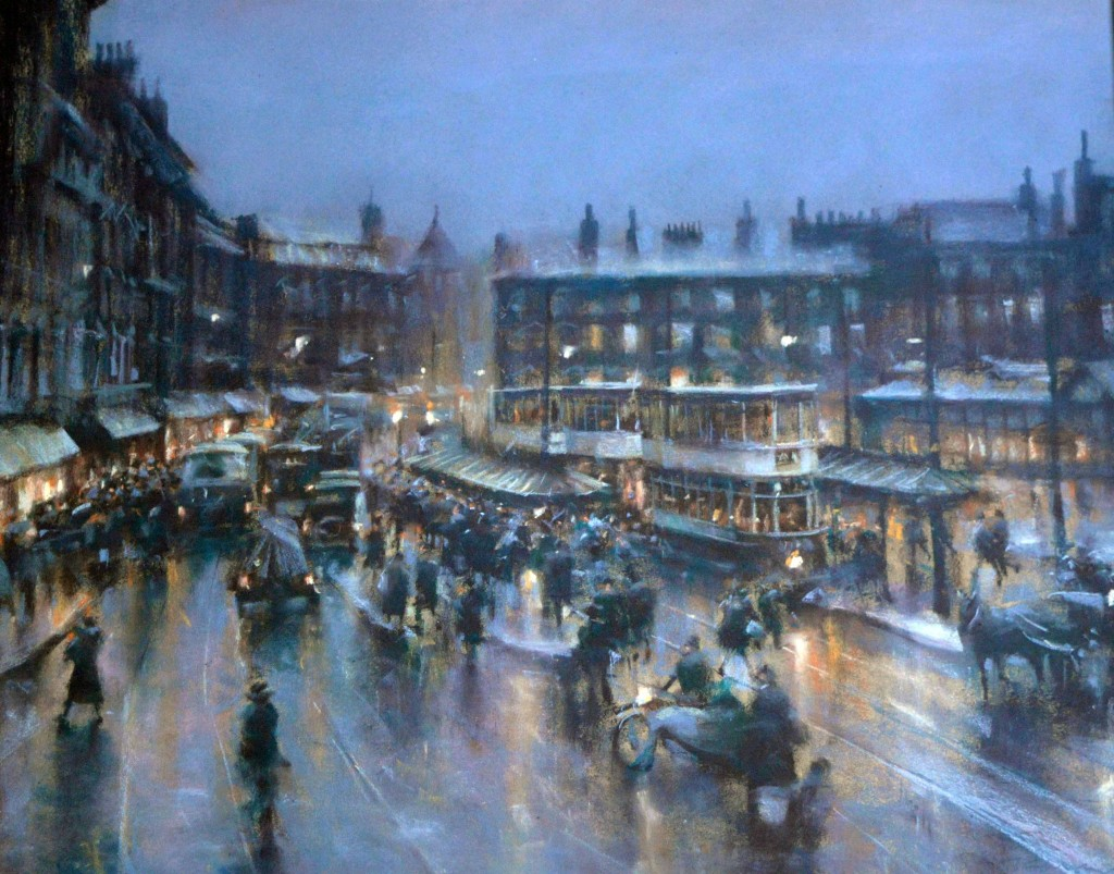 Manchester Piccadilly (SOLD)