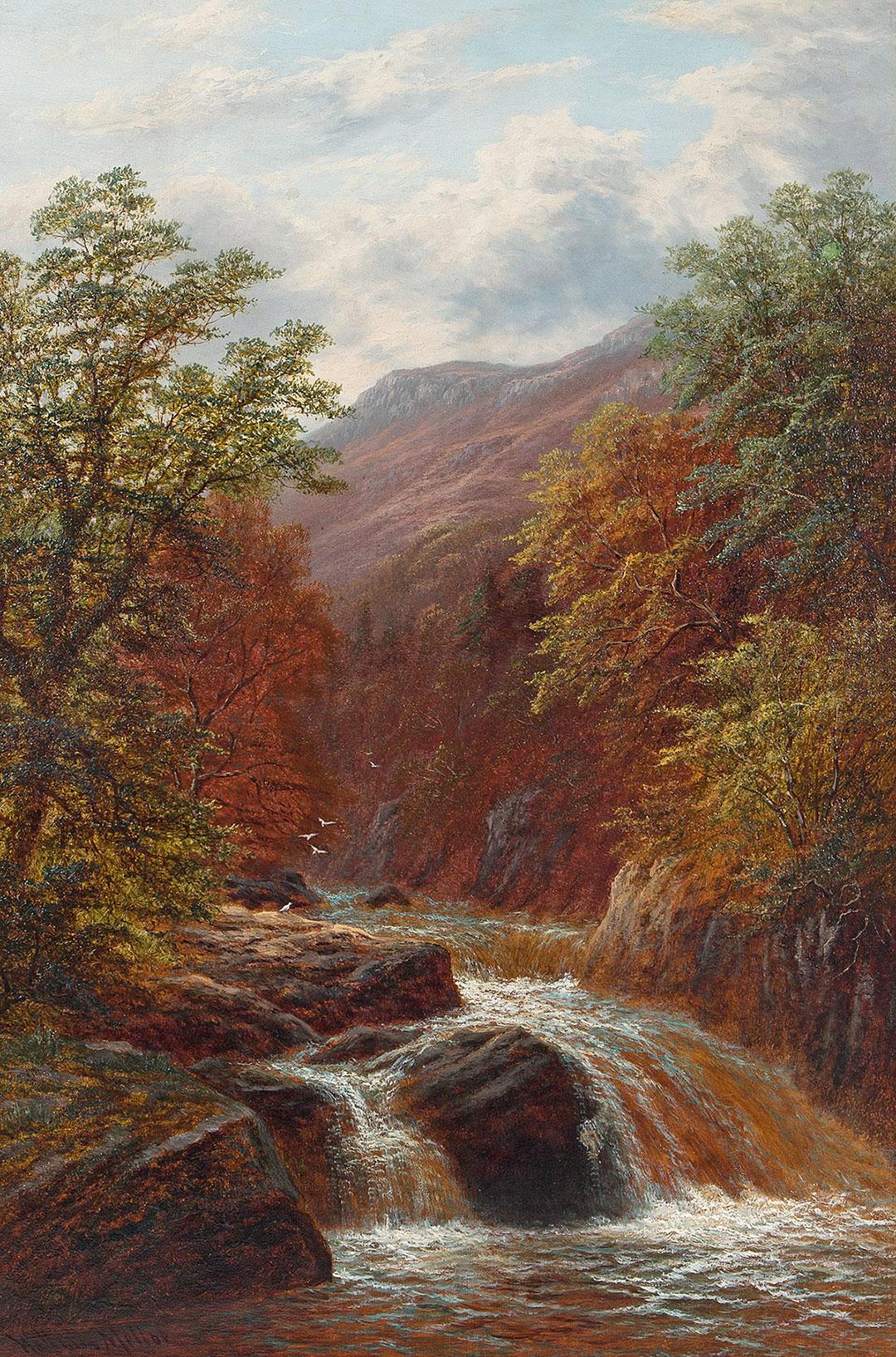 William Mellor Artist
