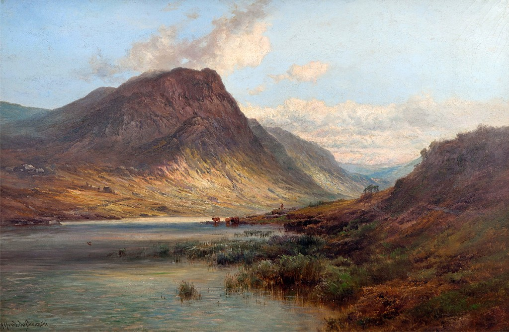 The Western Highlands (SOLD)