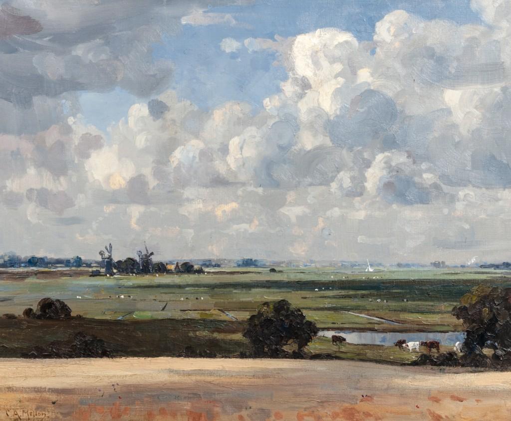 Campbell Archibald Mellon Carnes Fine Art