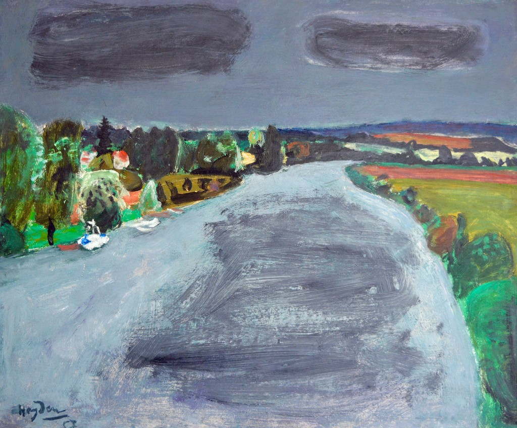La Marne á Ussy-sur-Marne