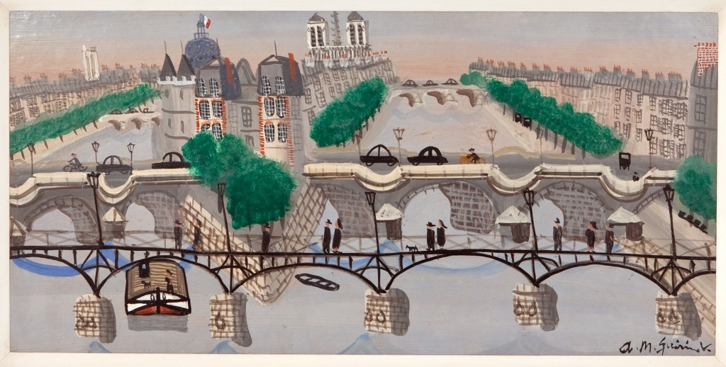 Passerelle des Arts, Paris (SOLD)