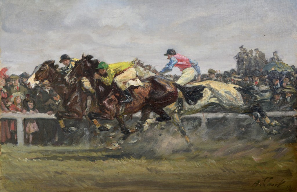 At The Races (SOLD)