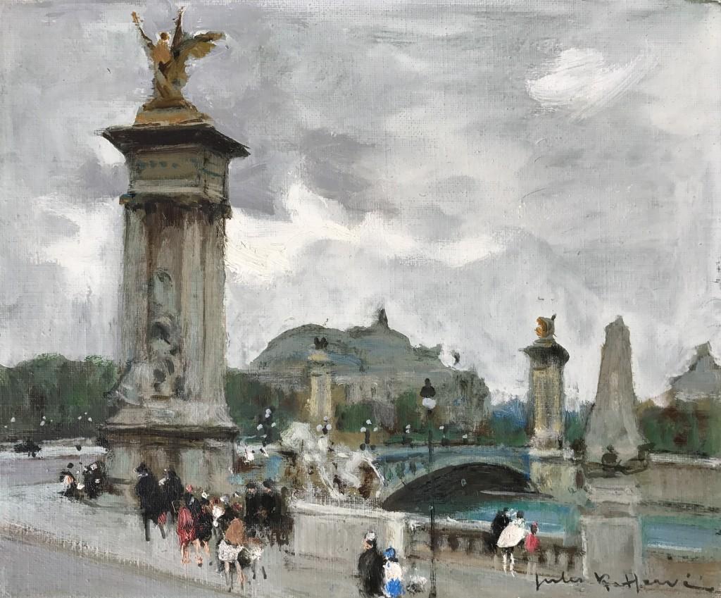 Pont Alexandre III (SOLD)