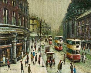 Arthur Delaney Paintings