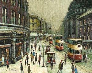Arthur Delaney Painting