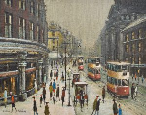 Arthur Delaney - Carnes Fine Art