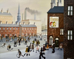 Brian Shields Painting