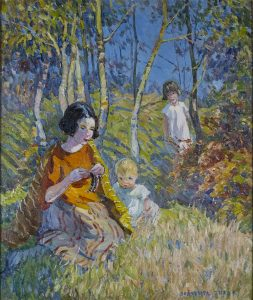 Dorothea Sharp paintings
