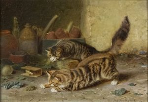 Horatio Henry Couldery oil painting