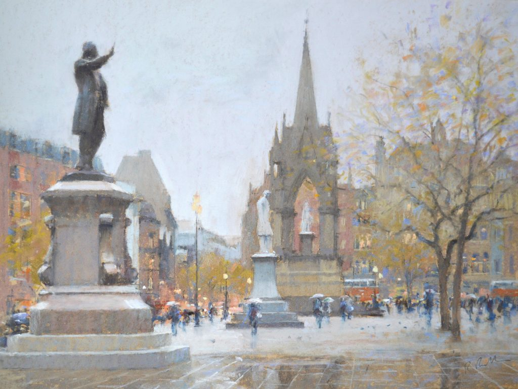 Albert Square Manchester (SOLD)