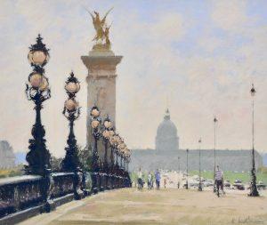 Bob Richardson Painting