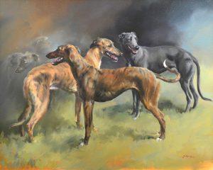 Jacqueline Stanhope Painting