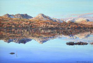 Simon Whifield Painting
