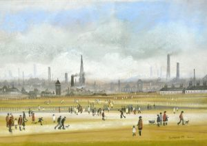 Brian Shields Paintings at Carnes Fine Art