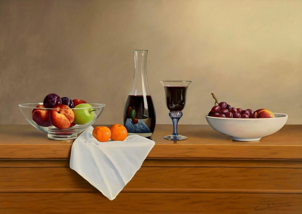 Fruit and Fine Wine (NEW)