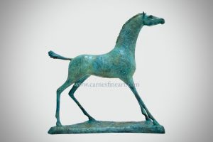 Horse Sculpture - Carnes Fine Art