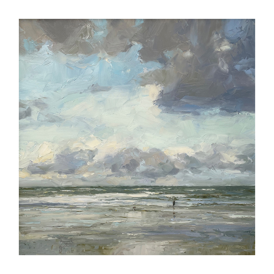 Seascape Painting - Carnes Fine Art