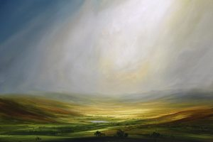 Landscape Paintings - Carnes Fine Art