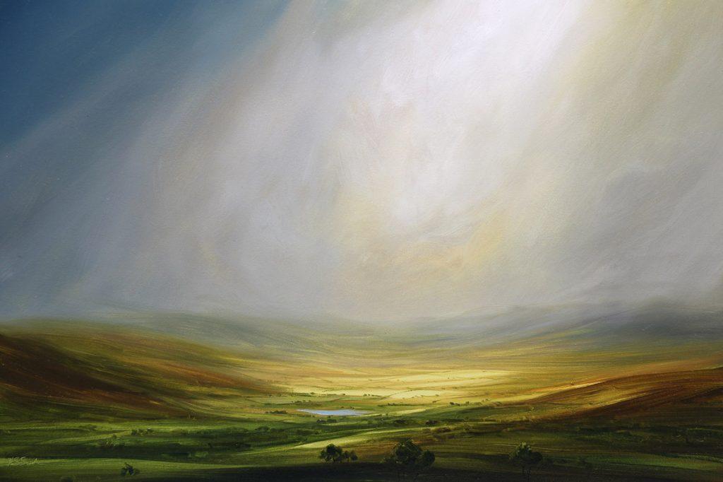 Landscape Paintings - Carnes Fine Art