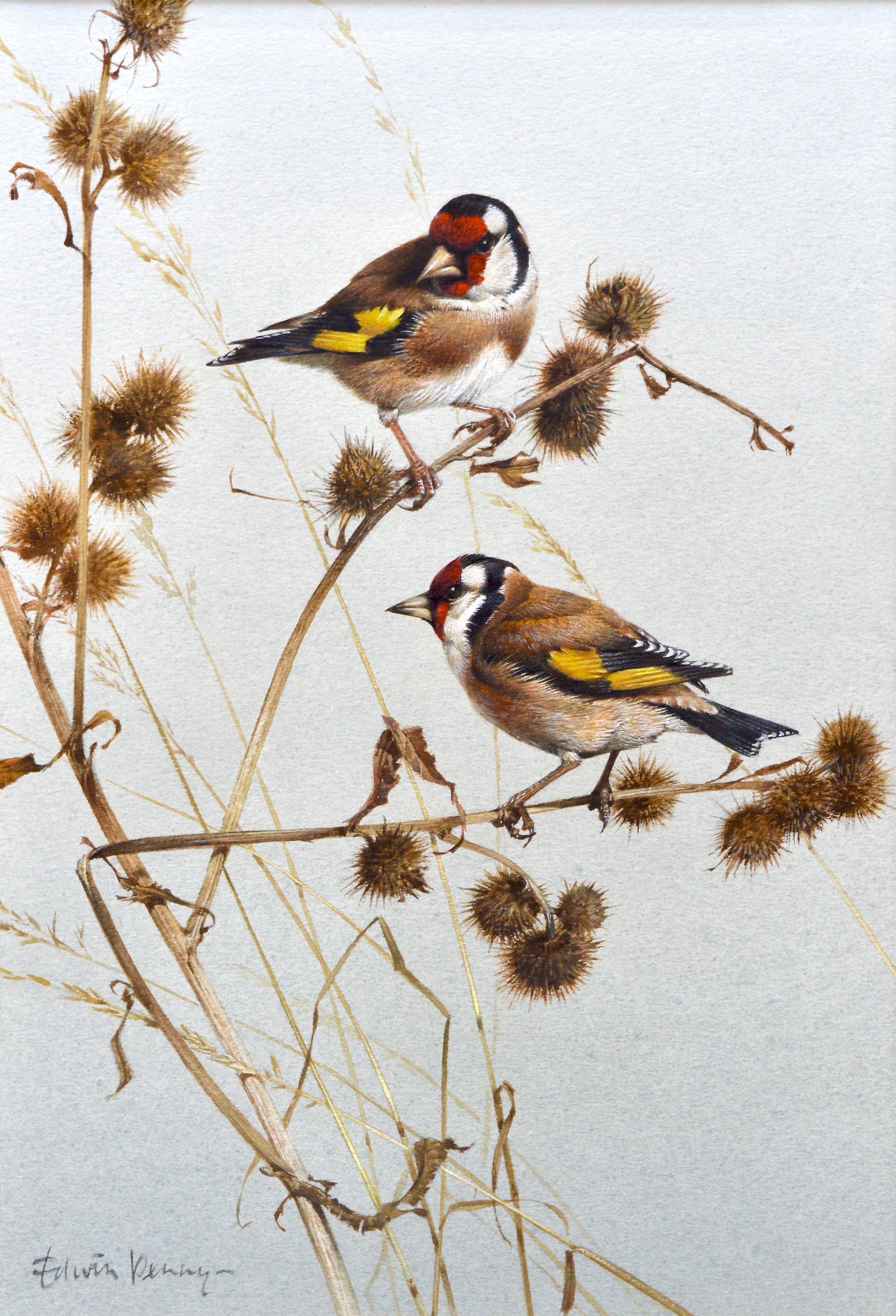 Edwin Penny Painting - Carnes Fine Art