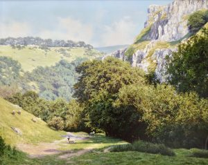 Michael James Smith Artist Painting