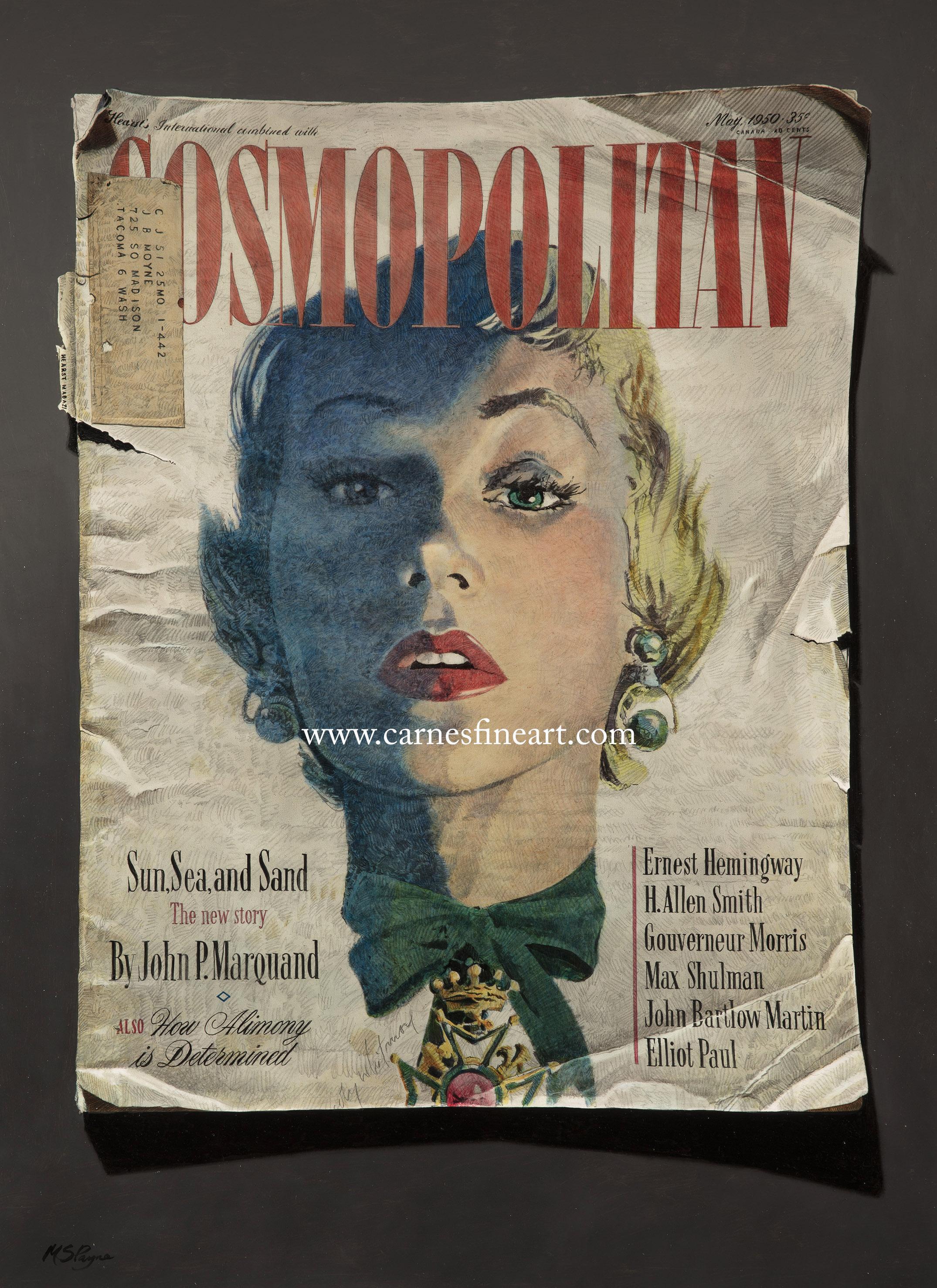 Cosmopolitan May 1950 (NEW)