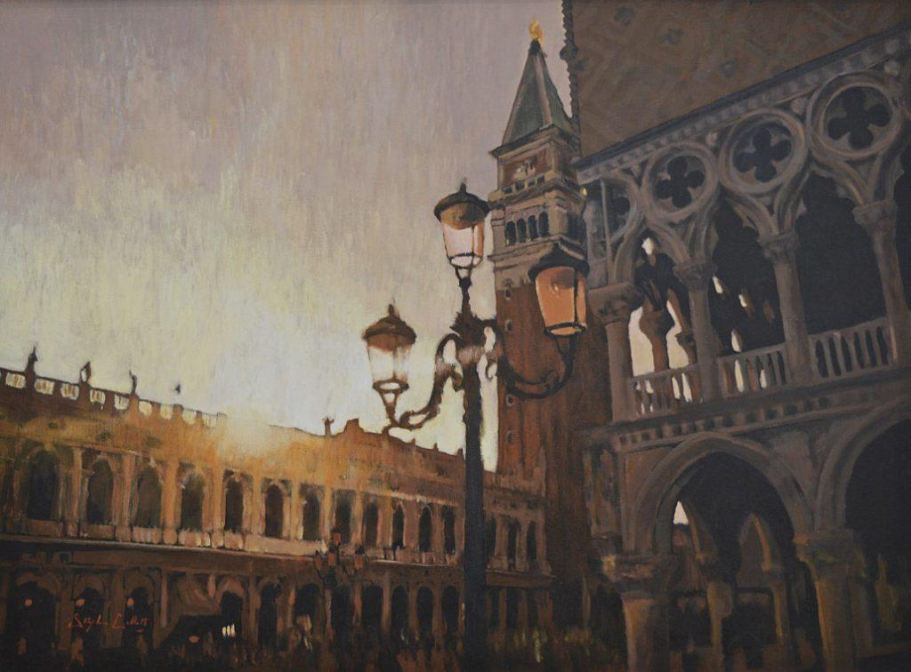 Stephen Collett Painting - Carnes Fine Art
