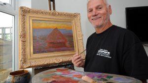 David Henty - Carnes Fine Art