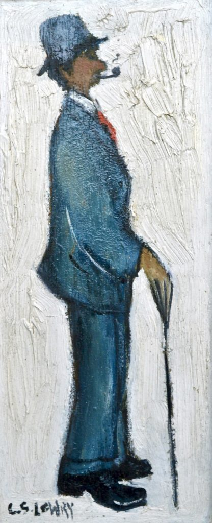 Man with Stick (NEW)