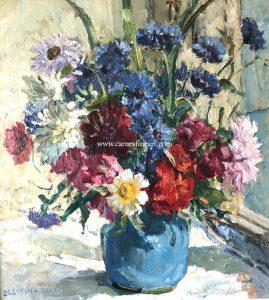 Dorothea Sharp Painting