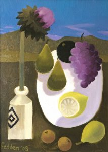 Mary Fedden Paintings at Carnes Fine Art