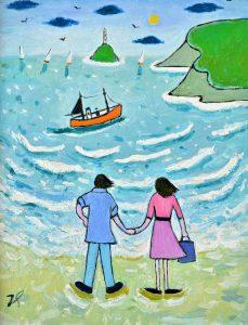 Joan Gillchrest Paintings