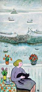 Joan Gillchrest Paintings For Sale