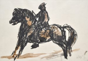 Sir John Kyffin Williams painting for sale