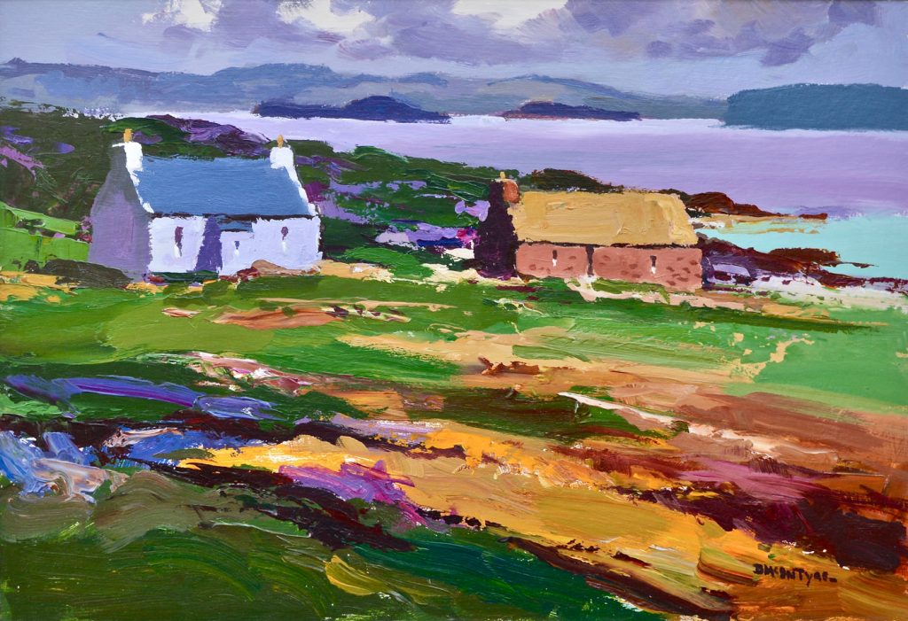 Sheltered Cottages, Iona (NEW)