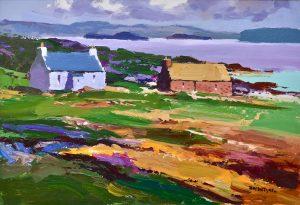 Donald McIntyre at Carnes Fine Art