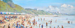 Hilary Burnett Cooper painting - Carnes Fine Art