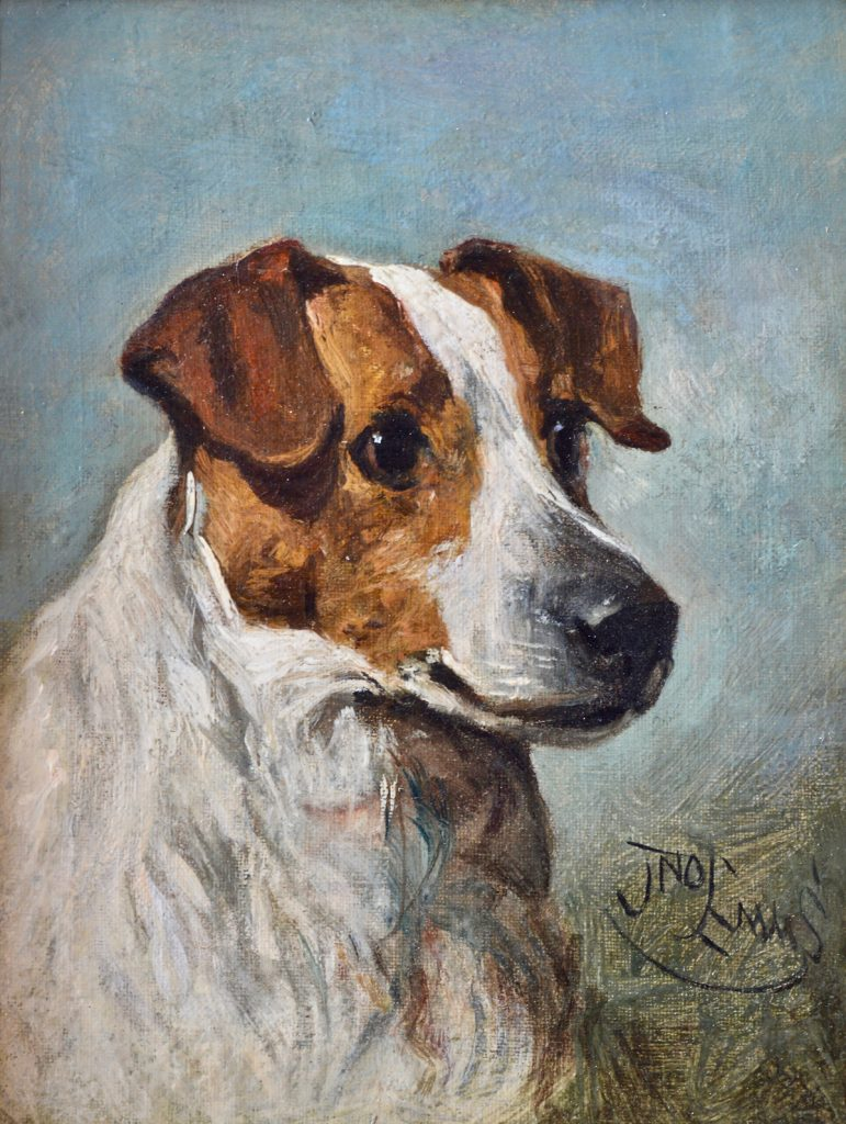 A Pair of Jack Russells (NEW)