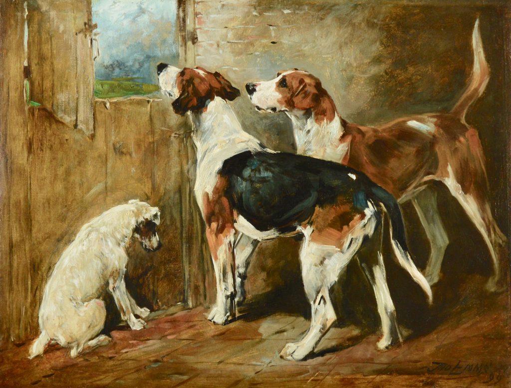John Emms Painting