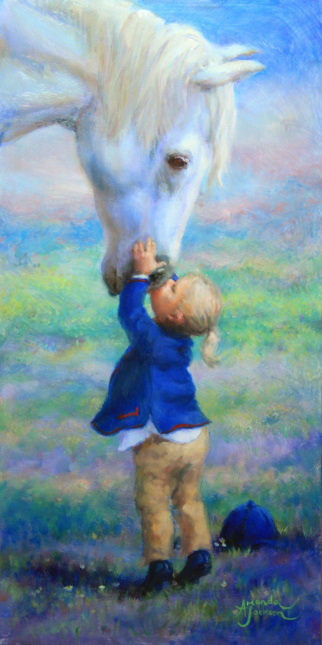 Amanda Jackson Paintings For Sale
