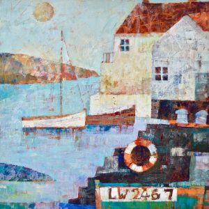 Sally Anne Fitter Paintings - Carnes Fine Art