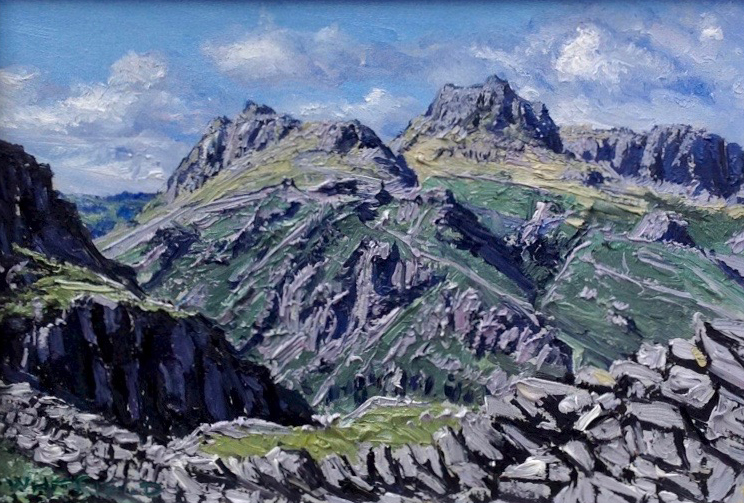 Lake District paintings