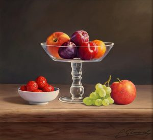 still lIfe for sale - Carnes Fine Art