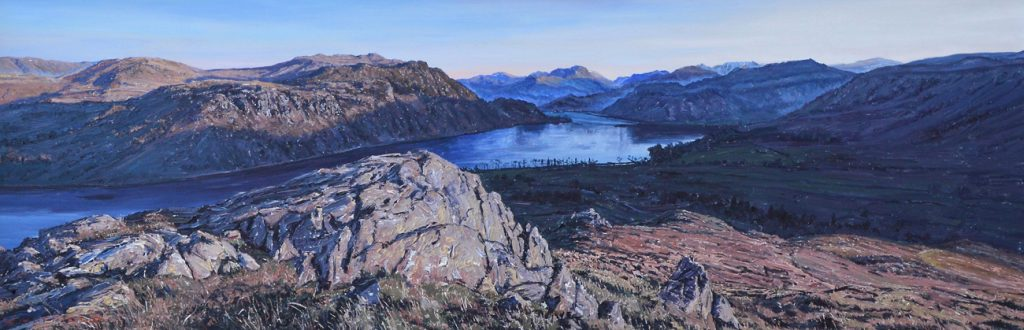 Lake District Painting For Sale
