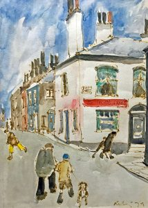 Harold Riley Paintings For Sale at Carnes Fine Art