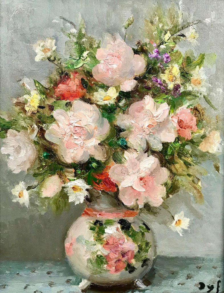 Still Life Flowers in Vase (NEW)