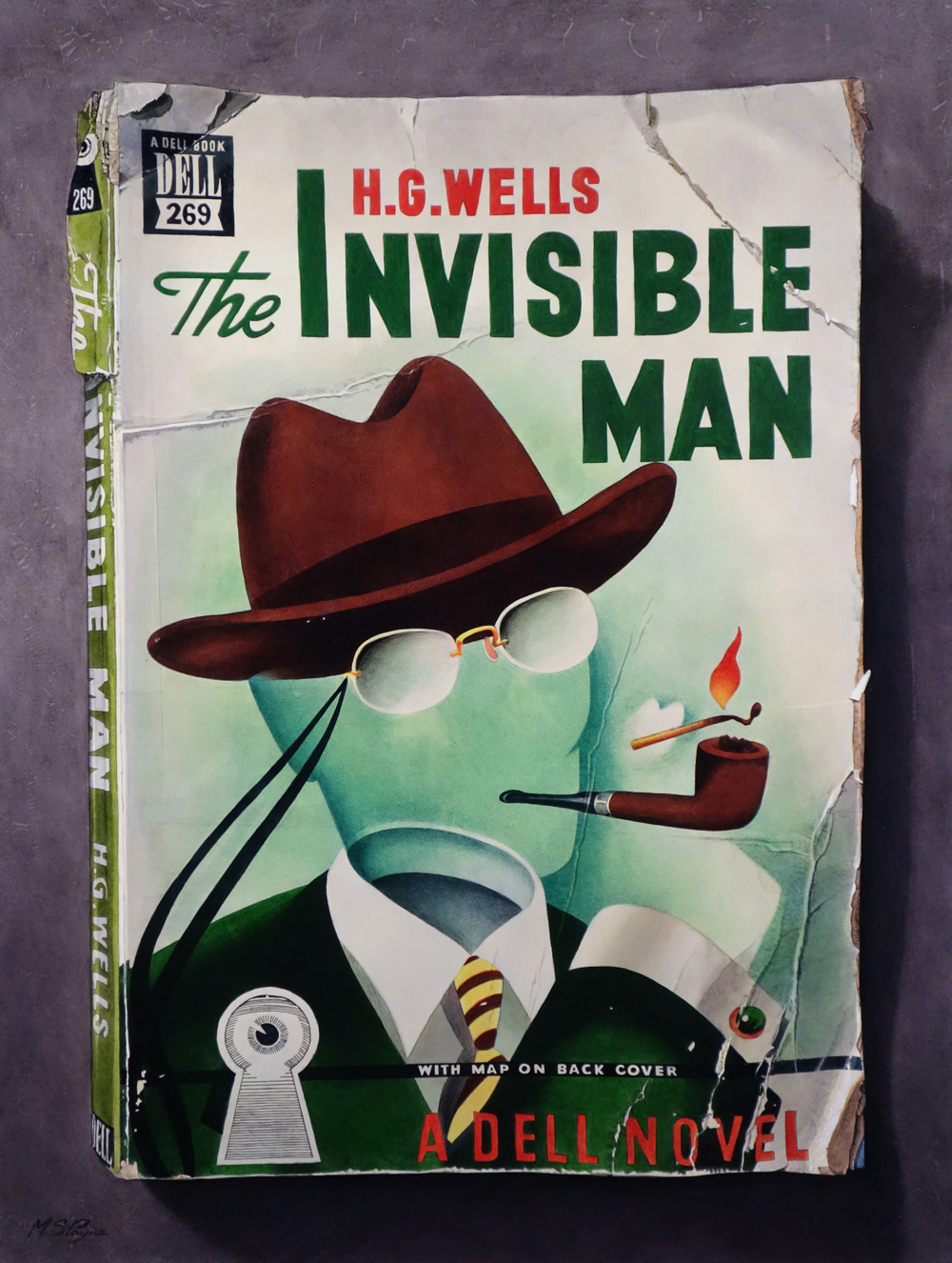 The Invisible Man (NEW)