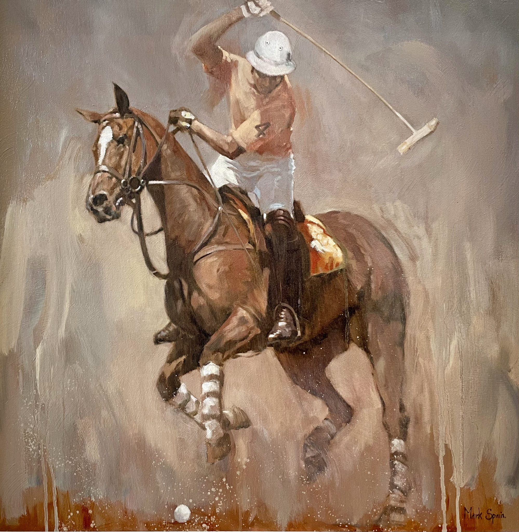 Mark Spain - Carnes Fine Art
