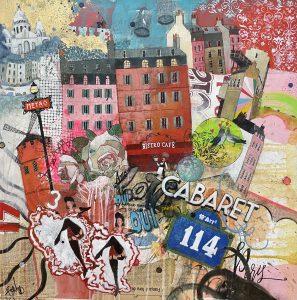 Richard Burel - Carnes Fine Art